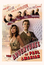 Adventures of paul and marian poster