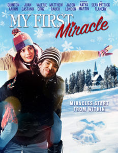 My first miracle big poster